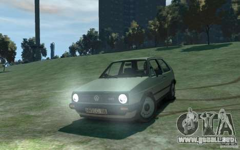 Volkswagen Golf II GTI para GTA 4