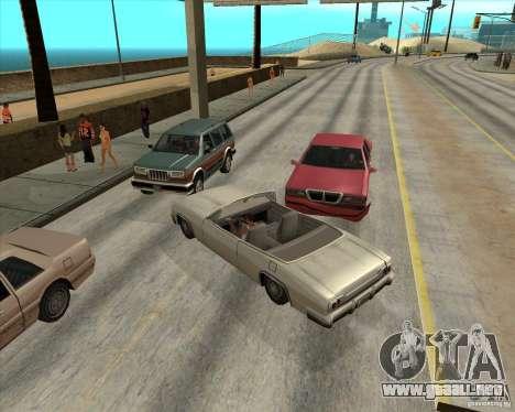 MOD de Jyrki para GTA San Andreas novena de pantalla