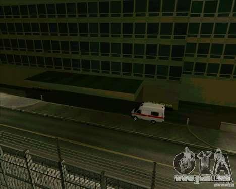 Los vehículos estacionados v2.0 para GTA San Andreas sexta pantalla