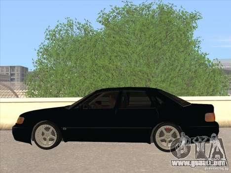 Audi 100 para GTA San Andreas left