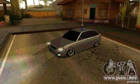 LADA VAZ 21723 Tuning para GTA San Andreas