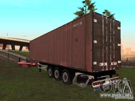 Nuevo trailer para GTA San Andreas interior