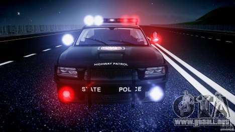 Dodge Charger NYPD Police v1.3 para GTA 4 ruedas