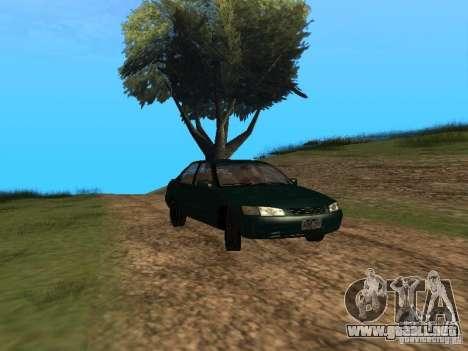 Toyota Camry Arabian Tuning para la visión correcta GTA San Andreas