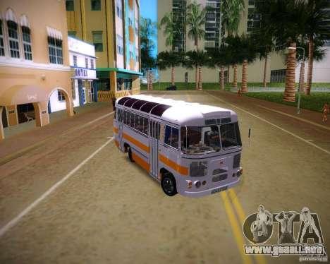 Paz-672 para GTA Vice City visión correcta