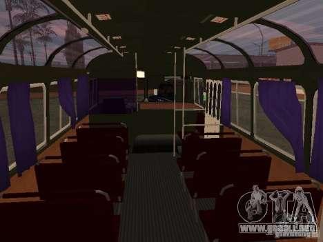 PAZ 672 v2 para visión interna GTA San Andreas