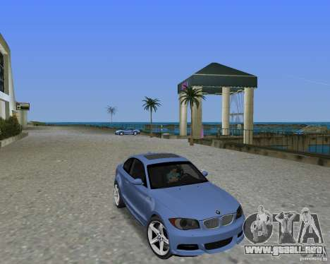 BMW 135i para GTA Vice City