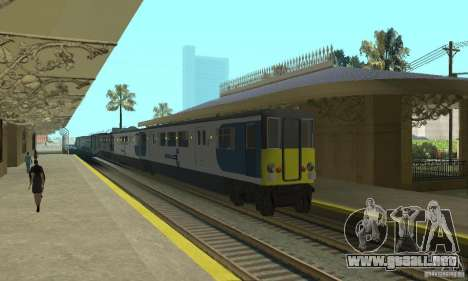 Cerberail Train para GTA San Andreas