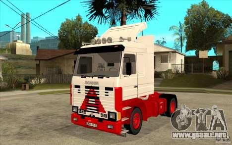 Scania 143M 450 V8 para GTA San Andreas