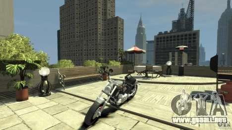 Harley Davidson V-Rod (ver. 0.1 beta) HQ para GTA 4 left