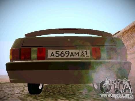 GAS-31025 para la visión correcta GTA San Andreas