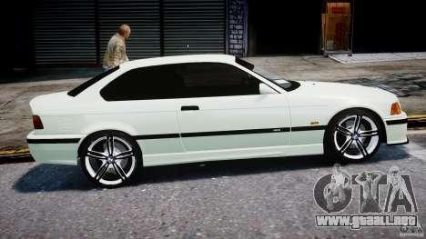 BMW e36 M3 para GTA 4 vista interior
