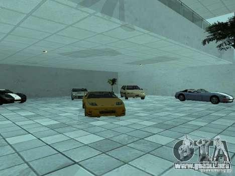 Más coches en el salón del automóvil de Doughert para GTA San Andreas tercera pantalla
