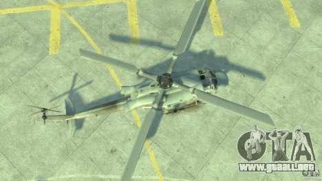 Bell UH-1Y Venom para GTA 4 visión correcta