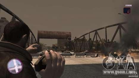 VC estilo Radar/HUD (2 pieles) para GTA 4 segundos de pantalla