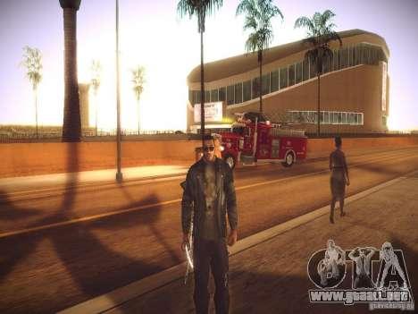 ENB v2 by Tinrion para GTA San Andreas quinta pantalla