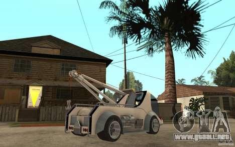 Lil Redd Wrecker para la visión correcta GTA San Andreas