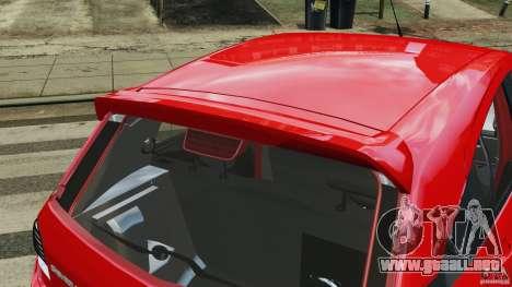 Chevrolet Agile para GTA motor 4
