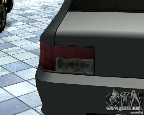 Nuevas máquinas de textura para GTA San Andreas sucesivamente de pantalla