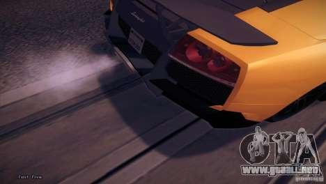 Enb Series v5.0 Final para GTA San Andreas tercera pantalla