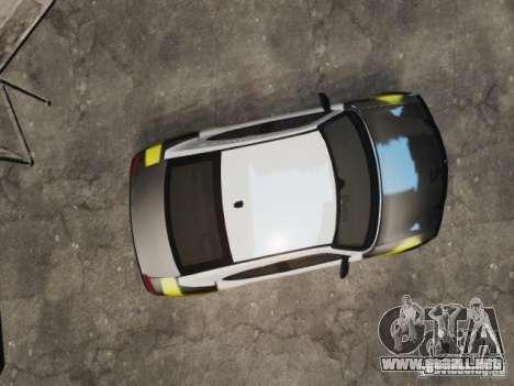 Dodge Charger Slicktop 2010 para GTA 4 Vista posterior izquierda