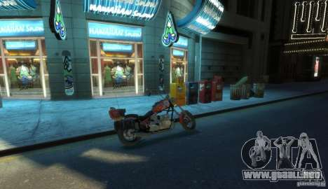 Ural Wolf 1998 Beta para GTA 4 left
