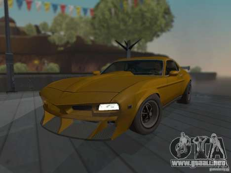 SPEEDEVIL from FlatOut 2 para GTA San Andreas