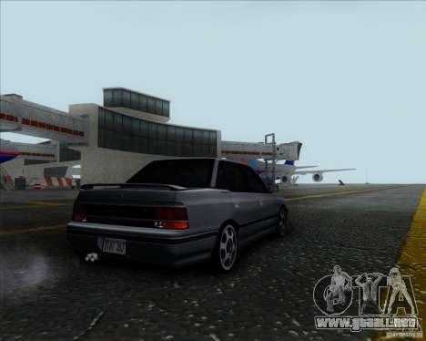 Subaru Legacy RS 1991 para GTA San Andreas left