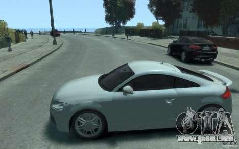 Audi TT-RS para GTA 4 left