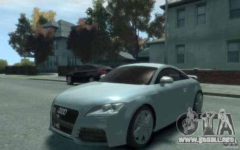 Audi TT-RS para GTA 4