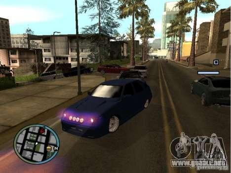 VAZ-2112 coche Tuning para GTA San Andreas