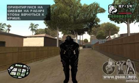 Alex Mercer v2 para GTA San Andreas