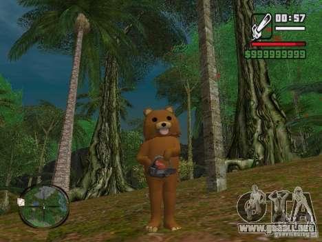 Crazy Bear para GTA San Andreas