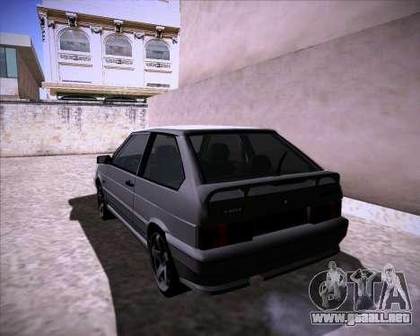 Lada Samara 2113 para GTA San Andreas left