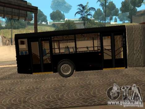 Trailer de Liaz 6213.70 para GTA San Andreas