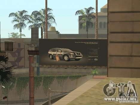 El nuevo Velódromo en LS para GTA San Andreas quinta pantalla