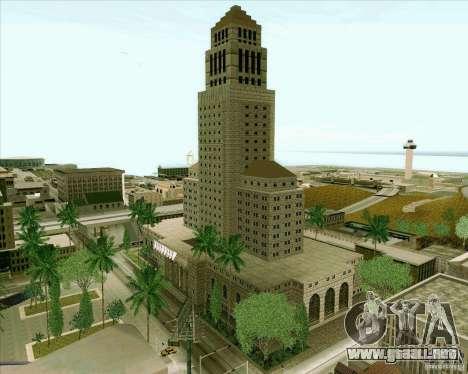 Los Santos City Hall para GTA San Andreas séptima pantalla
