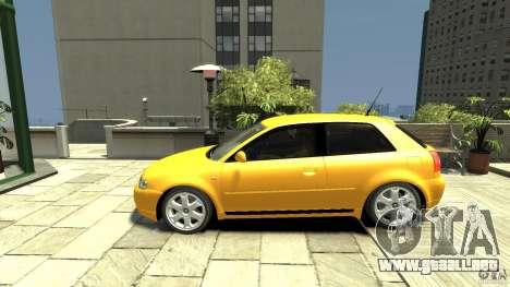 Audi S3 para GTA 4 left