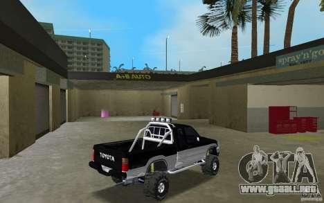 Toyota Hilux Surf para GTA Vice City visión correcta