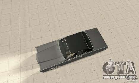 Mercury Marquis 2dr 1971 para la visión correcta GTA San Andreas