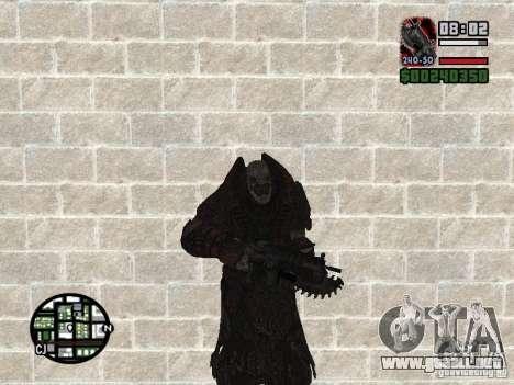 Lokast Theron guardia para GTA San Andreas