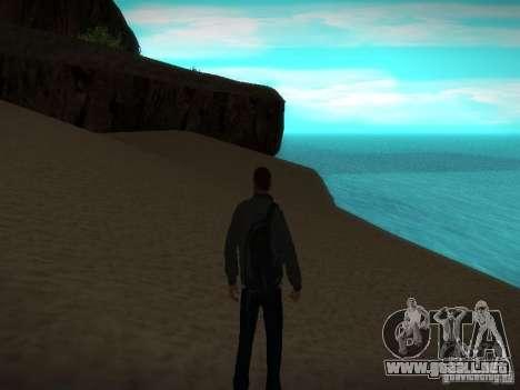 Niko Bellis nuevas historias para GTA San Andreas novena de pantalla