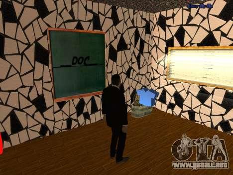 HD Autoschool  v1.0 para GTA San Andreas tercera pantalla
