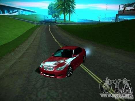 ENBSeries V4 para GTA San Andreas