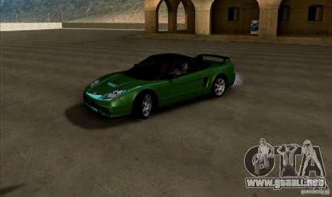 ENBSeries by HunterBoobs v1.2 para GTA San Andreas segunda pantalla