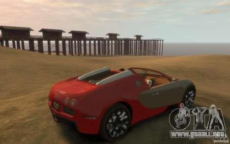 2009 Bugatti Veyron Grand Sport [EPM] para GTA 4 visión correcta