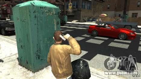 Glock Texture para GTA 4 tercera pantalla
