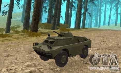 BRDM-2 Standard Edition para GTA San Andreas left