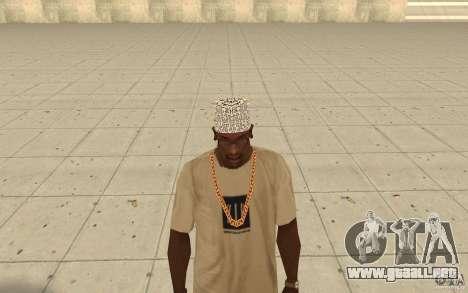 Bandana shamal para GTA San Andreas