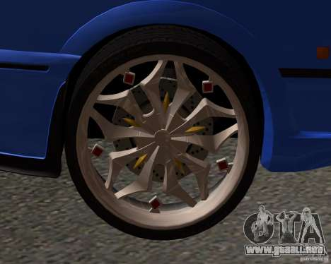 Z-s wheel pack para GTA San Andreas